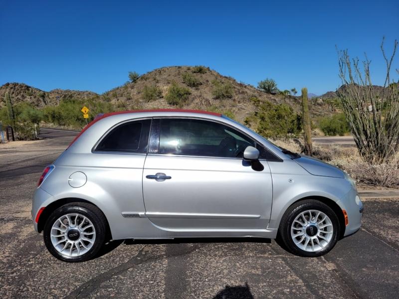 Fiat 500 2012 price $4,995