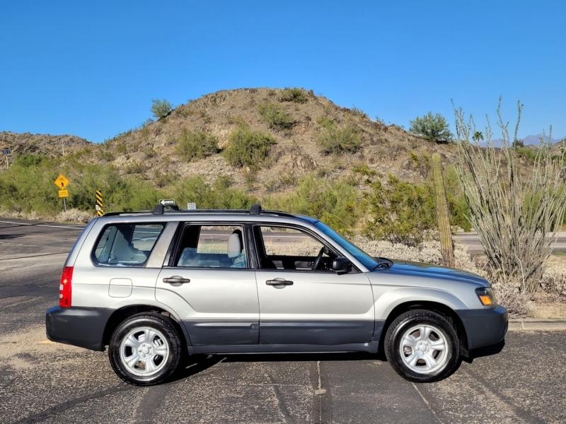 Subaru Forester 2005 price $4,750
