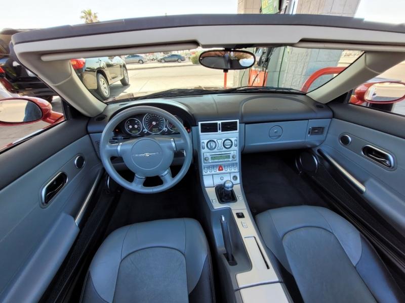 Chrysler Crossfire 2005 price $9,450