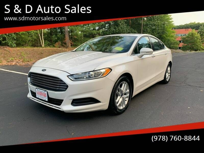 Ford Fusion 2014 price $6,997