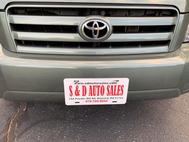 Toyota Highlander 2006 price $6,997