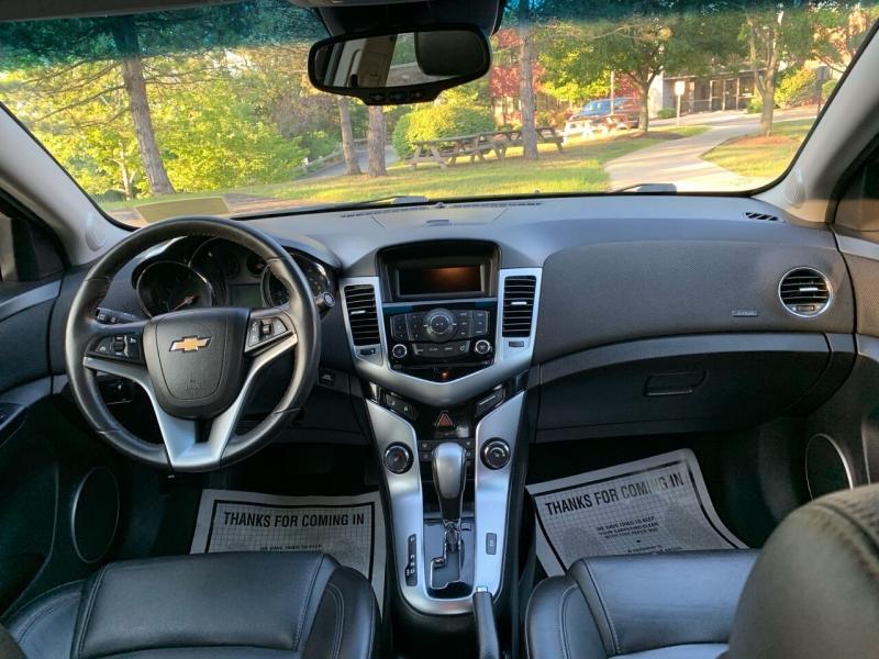 Chevrolet Cruze 2012 price $7,497