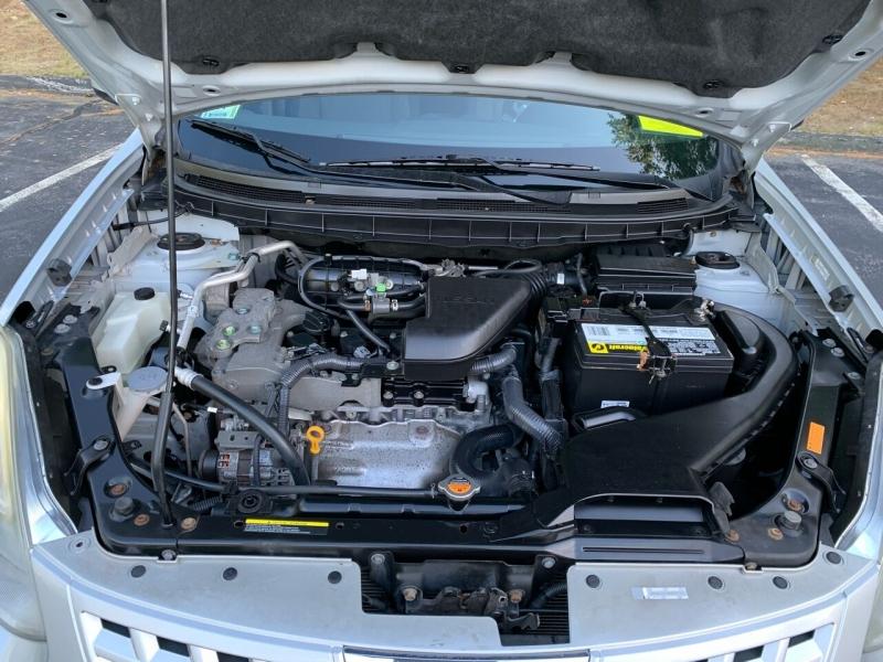 Nissan Rogue 2008 price $5,997
