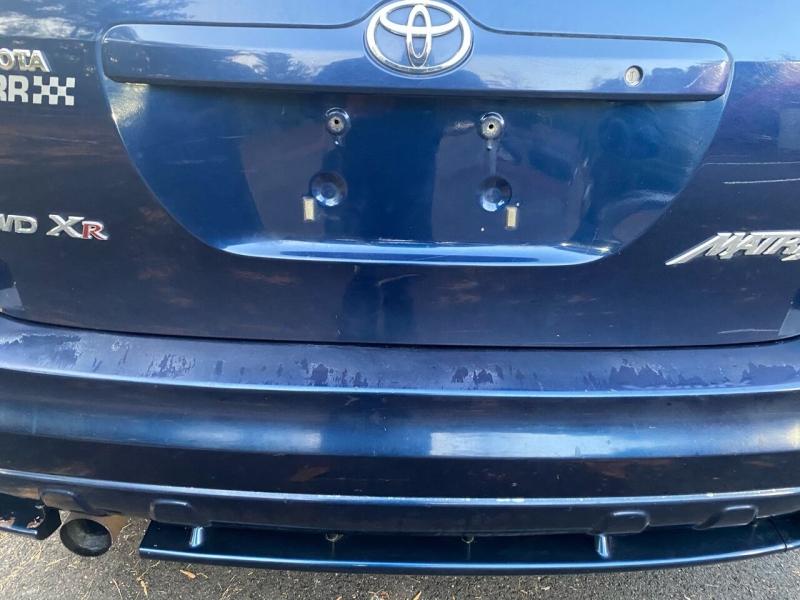 Toyota Matrix 2003 price $3,997