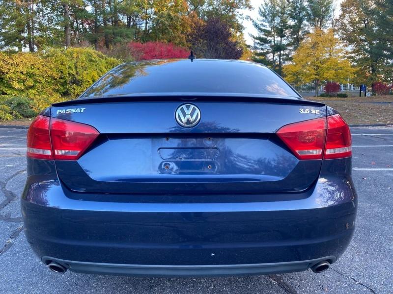 Volkswagen Passat 2012 price $8,997