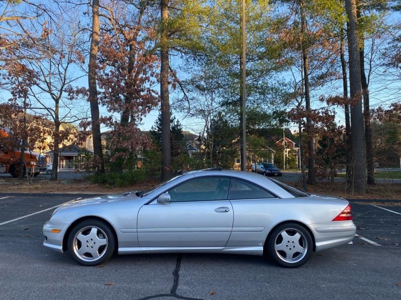 Mercedes-Benz CL-Class 2002 price $11,400