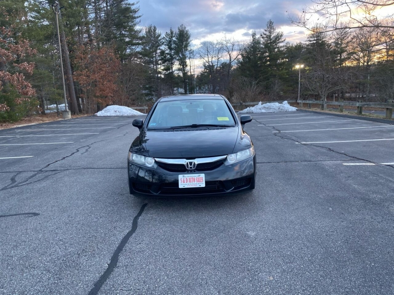 Honda Civic 2009 price $6,297