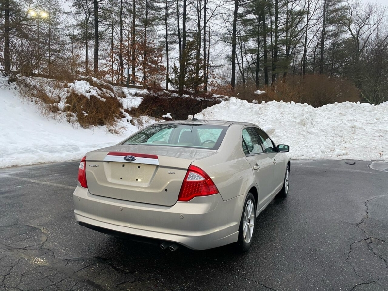 Ford Fusion 2010 price $5,497