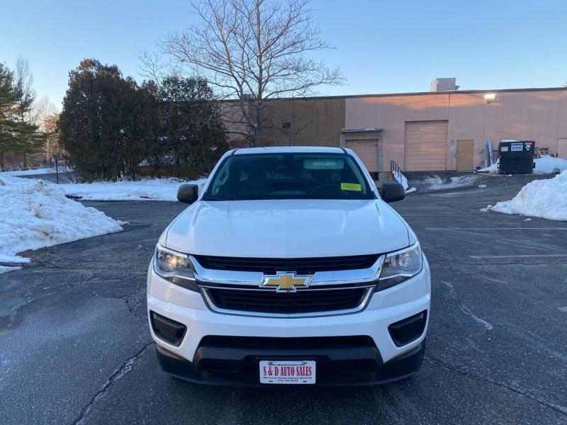 Chevrolet Colorado 2015 price $11,997