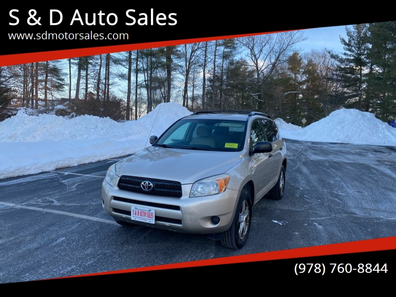 Toyota RAV4 2008 price $7,697