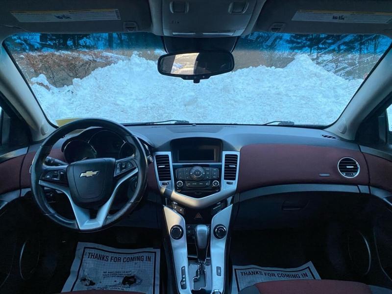 Chevrolet Cruze 2012 price $7,997