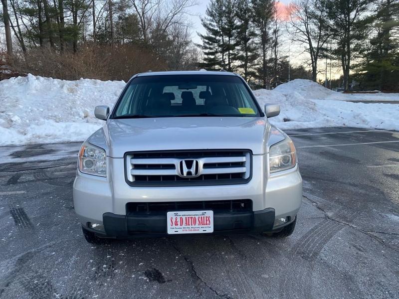 Honda Pilot 2008 price $6,997