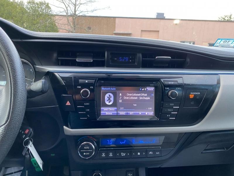 Toyota Corolla 2015 price $11,497