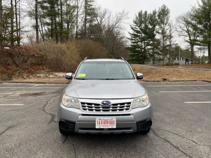 Subaru Forester 2013 price $8,697