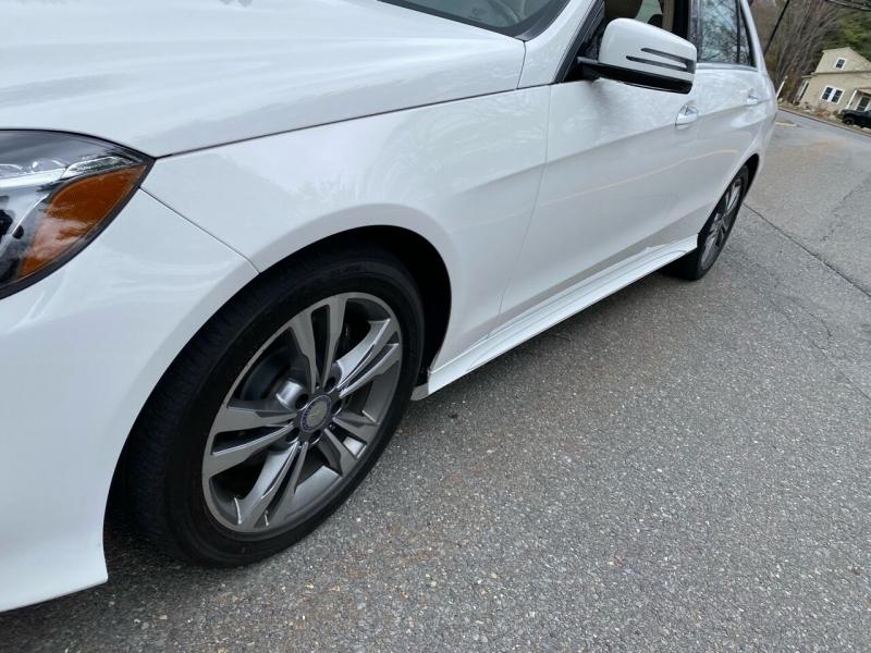 Mercedes-Benz E-Class 2016 price $19,999