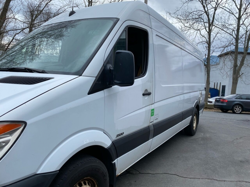 Mercedes-Benz Sprinter Cargo 2011 price $14,999