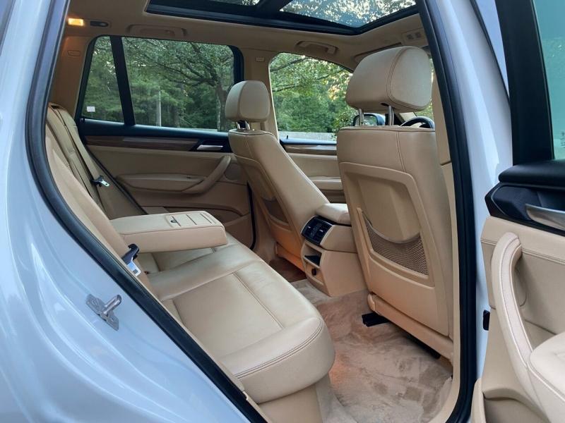 BMW X3 2013 price $13,997