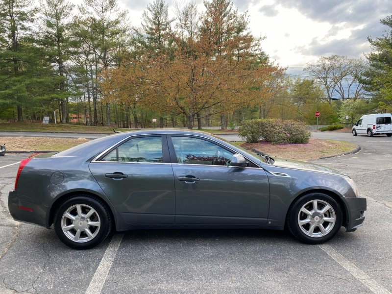 Cadillac CTS 2008 price $6,997