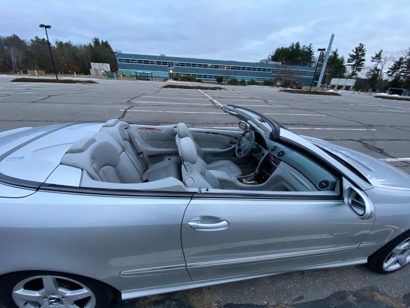 Mercedes-Benz CLK 2005 price $7,700