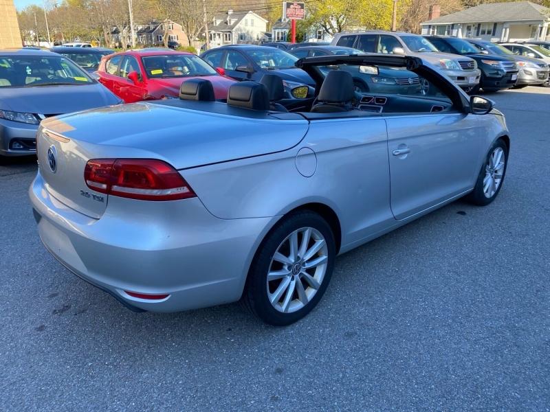 Volkswagen Eos 2012 price $9,600