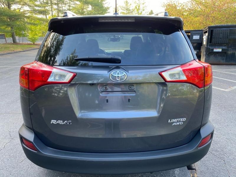 Toyota RAV4 2013 price $15,497