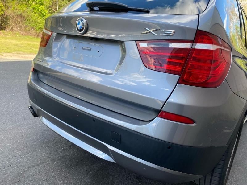 BMW X3 2014 price $11,699