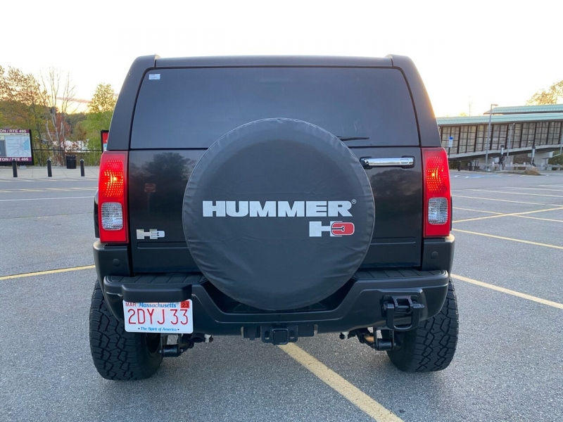 HUMMER H3 2007 price $11,399