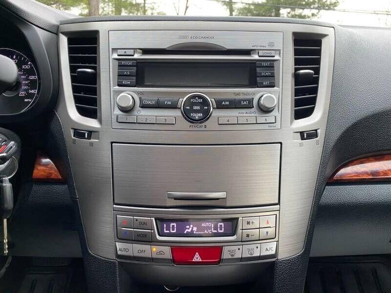 Subaru Legacy 2011 price $9,497