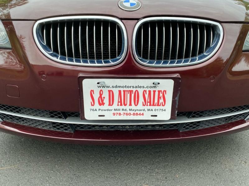 BMW 5 Series 2010 price $9,997