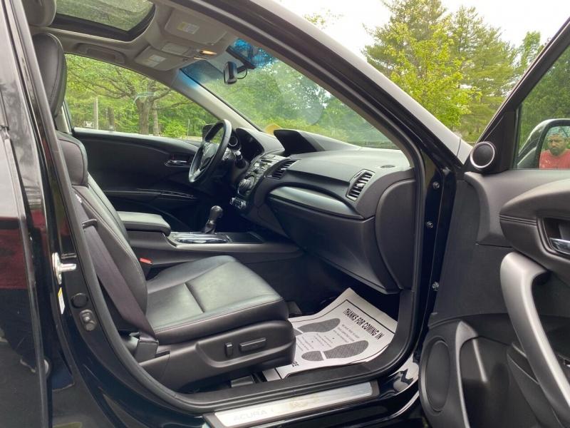 Acura RDX 2013 price $12,997