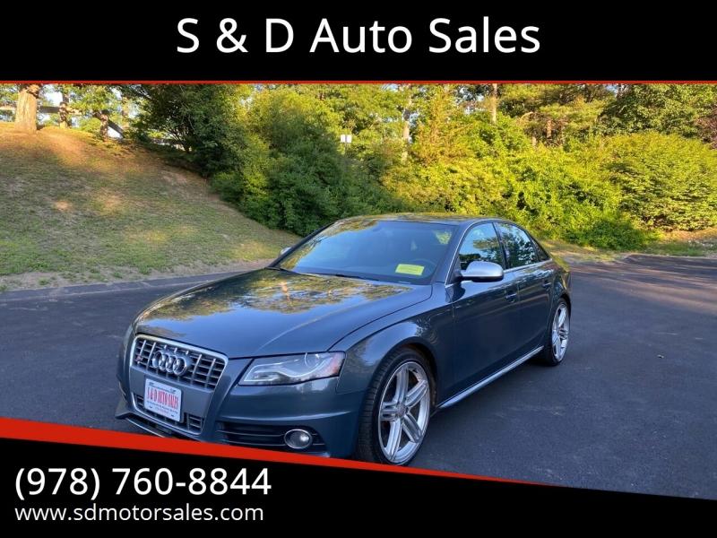 Audi S4 2010 price $14,497