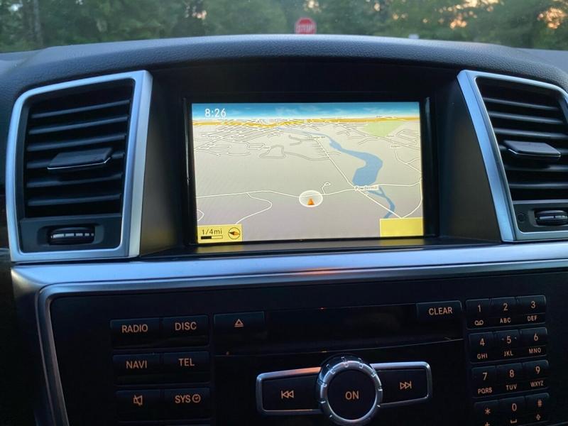 Mercedes-Benz M-Class 2012 price $15,497