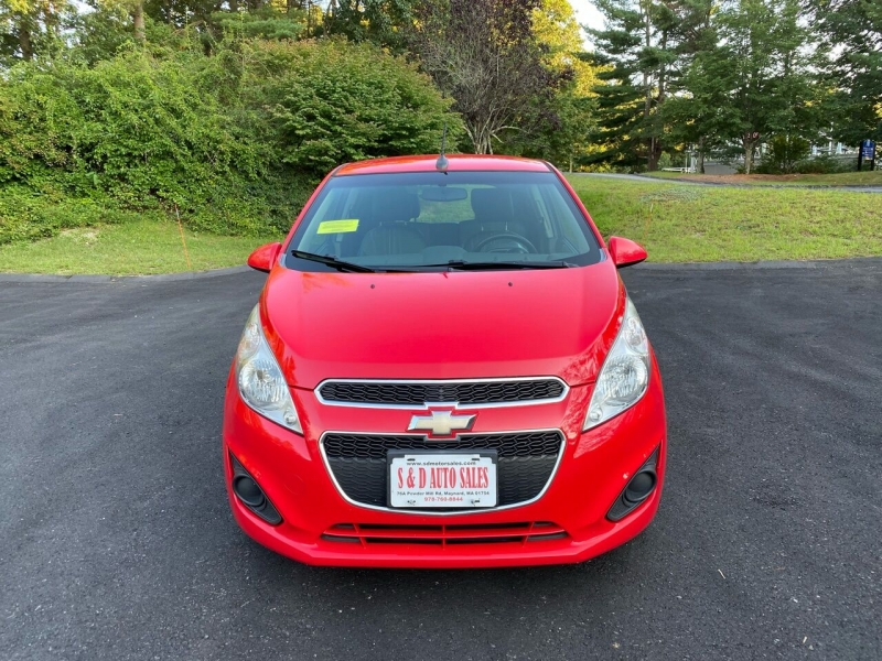 Chevrolet Spark 2013 price $6,997