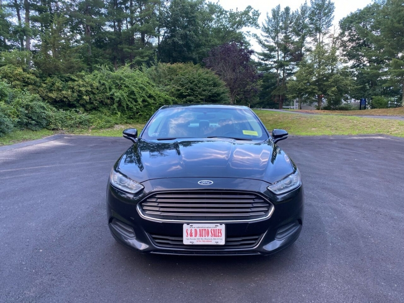 Ford Fusion 2014 price $9,997