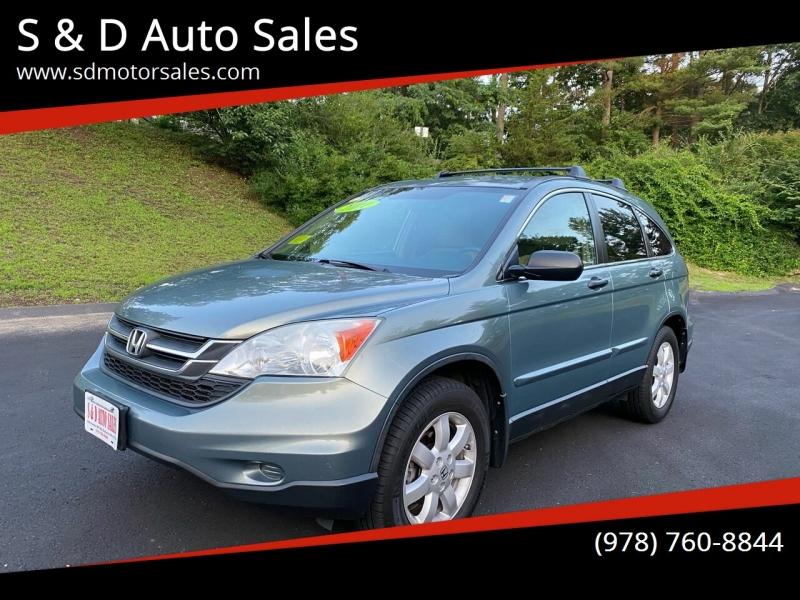 Honda CR-V 2011 price $8,997