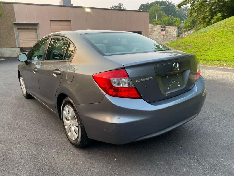 Honda Civic 2012 price $7,497