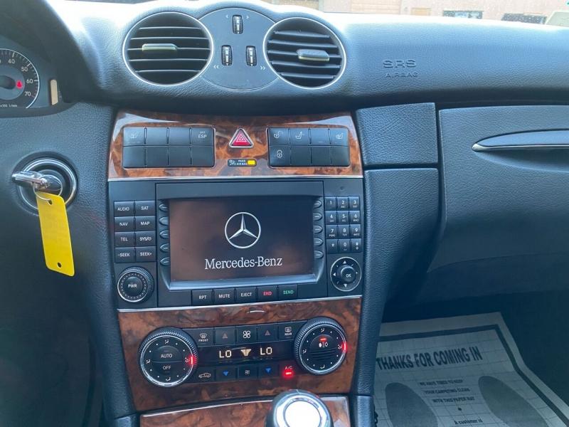 Mercedes-Benz CLK 2009 price $9,997