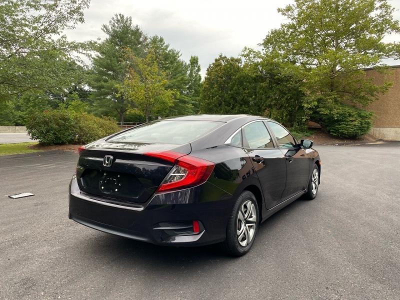 Honda Civic 2016 price $11,497