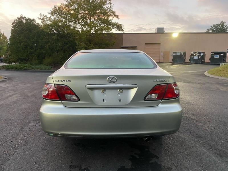 Lexus ES 300 2003 price $9,997