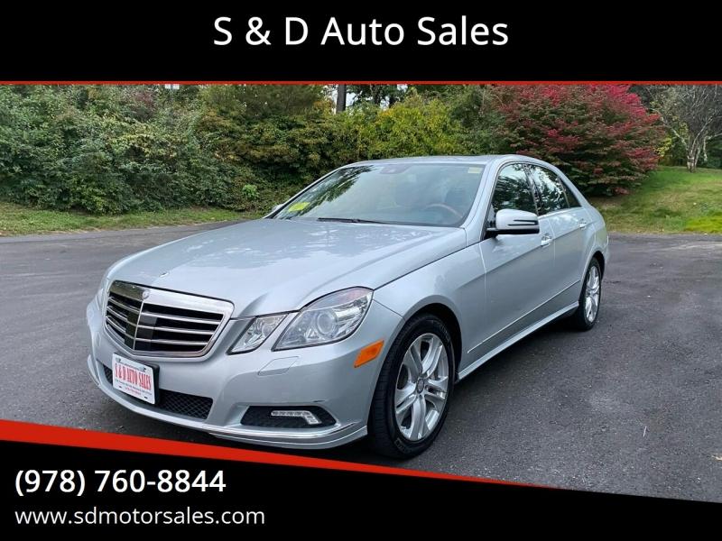 Mercedes-Benz E-Class 2010 price $14,997