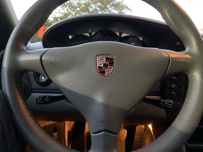 Porsche Boxster 2003 price $22,997