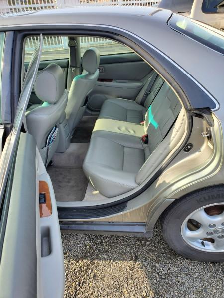 Lexus ES 300 Luxury Sport Sdn 1997 price $3,495