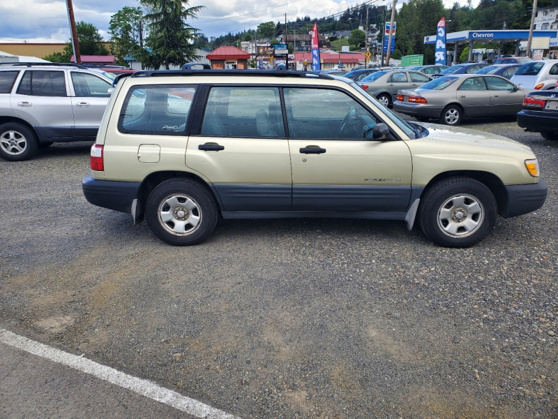 Subaru Forester 2001 price $4,495