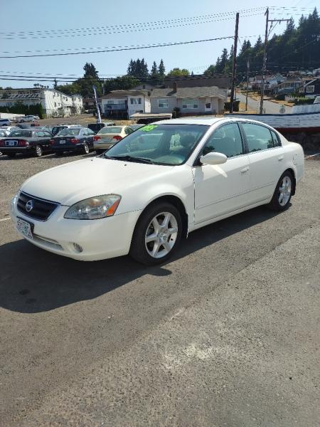 Nissan Altima 2003 price $4,995