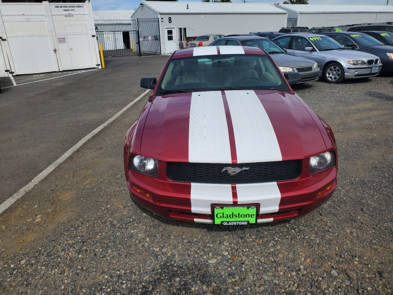 Ford Mustang 2007 price $6,995