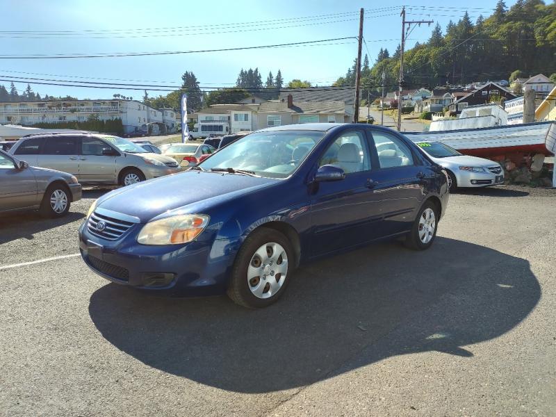 Kia Spectra 2007 price $4,995