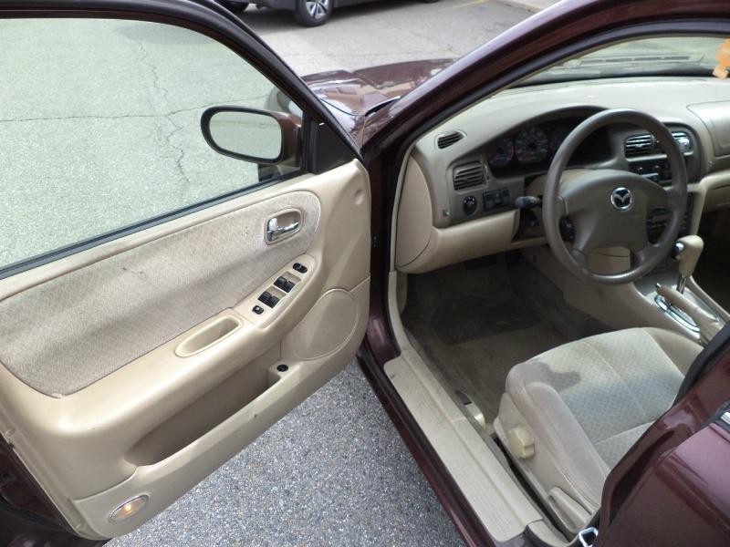 Mazda 626 2001 price $3,995