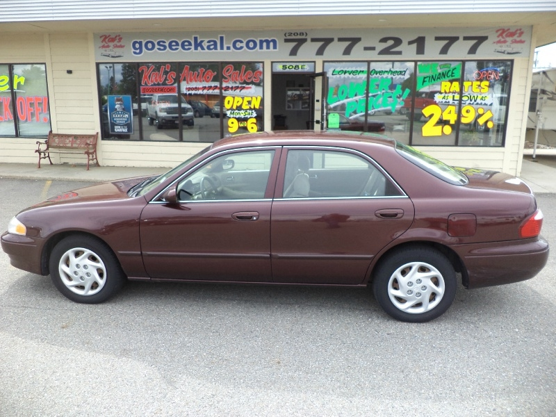 2001 mazda 626 4dr sdn lx auto kal s auto sales dealership in post falls 2001 mazda 626 4dr sdn lx auto