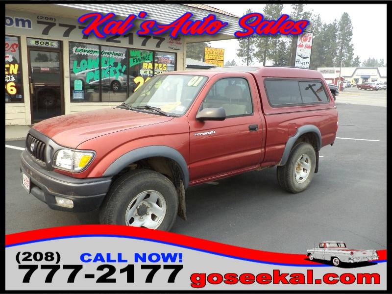 Toyota Tacoma 2001 price $9,495