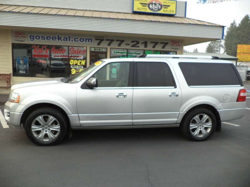 Ford Expedition EL 2016 price $26,995